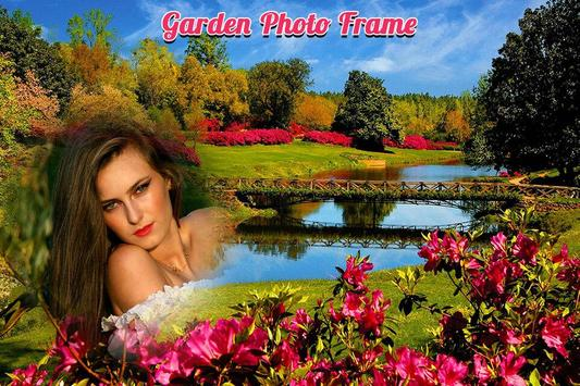 Garden Photo Frame screenshot 2