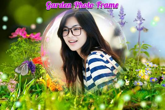Garden Photo Frame screenshot 3
