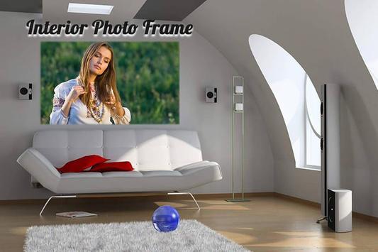Interior Photo Frame poster
