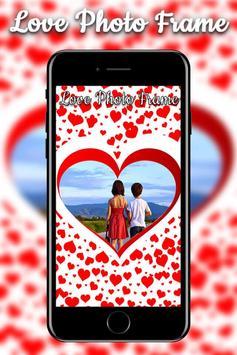 Love Photo Frame screenshot 1