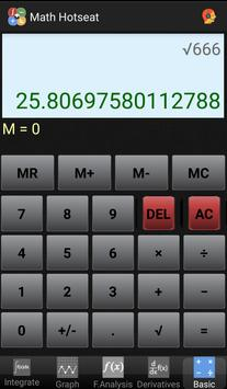 Math Hotseat apk screenshot
