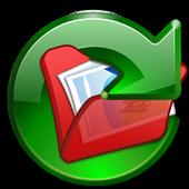 Backups Data icon