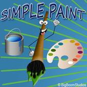 Simple Paint icon