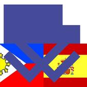 Filipino Spanish Dictionary icon
