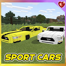 APK Luxury sport cars for minecraft