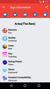 Astro Zodiac screenshot 5