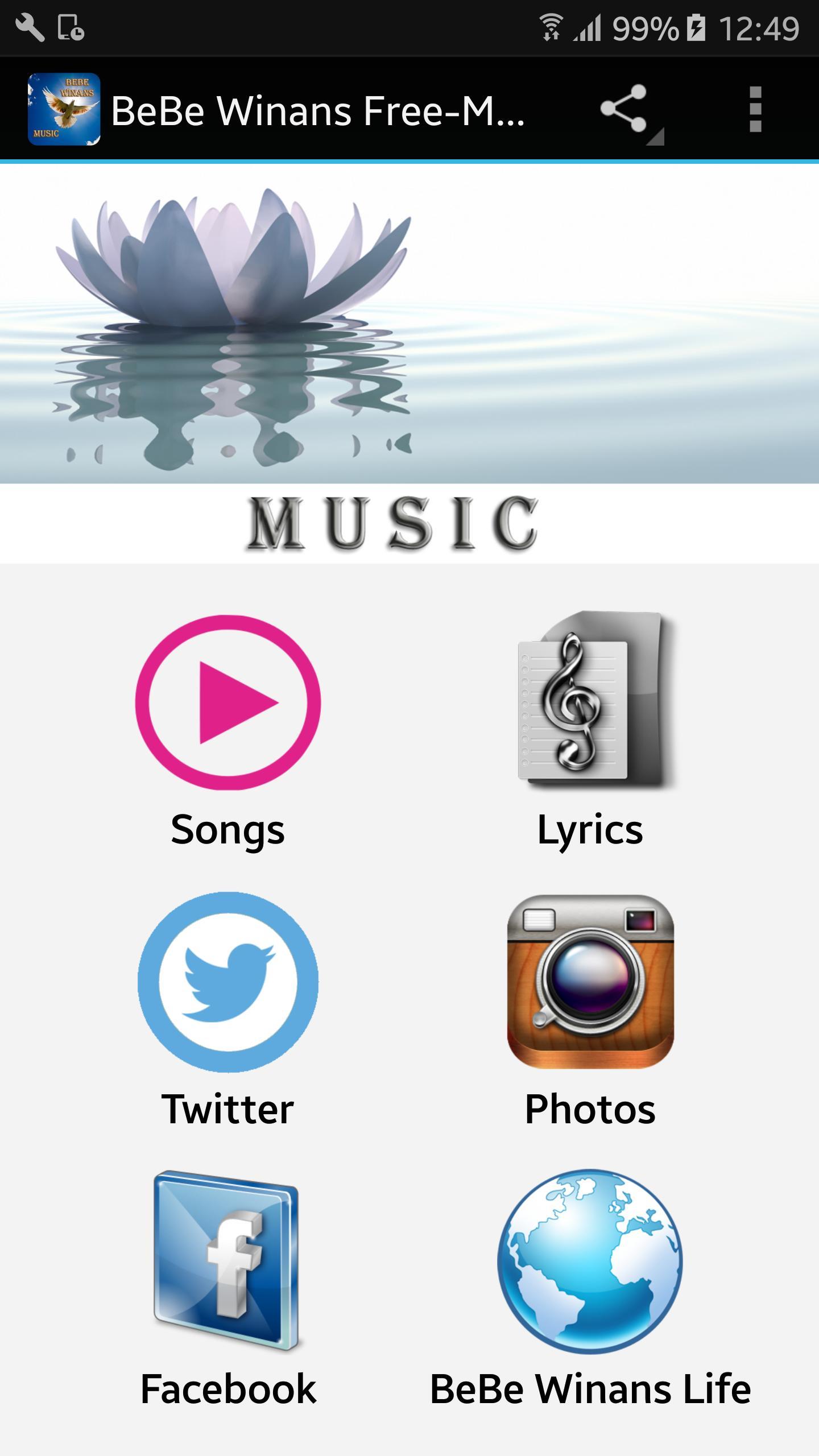 Bebe winans best albums and lyrics download mp3   zortam music.