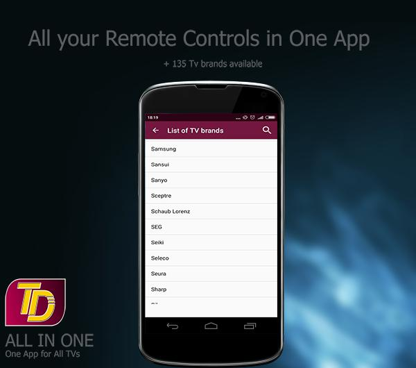 Master TV Remote Control for Android - APK Download
