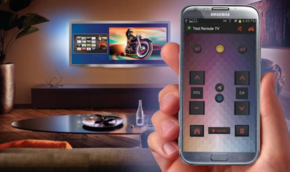 TV Remote Control App for Android - APK Download