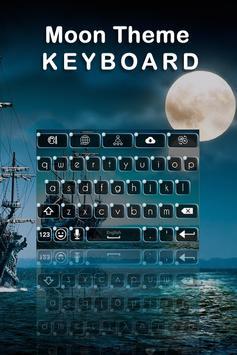Moon Keyboard apk screenshot