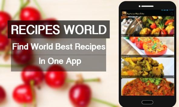 Tasty recipes descarga apk gratis entretenimiento aplicacin para tasty recipes captura de pantalla de la apk forumfinder Images