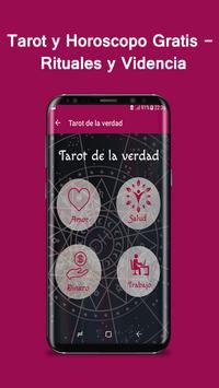 Tarot y Horoscopo - Rituales y Videncia apk screenshot