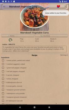 Chicken Curry Recipes: How to make curry recipes apk screenshot