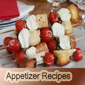 Easy Appetizer Recipes 아이콘