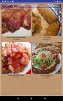 Easy Appetizer Recipes 스크린샷 13