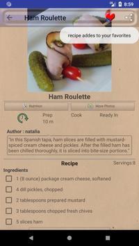 Easy Appetizer Recipes 스크린샷 2