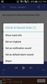 Ust Abdul Somad Tanya Jawab apk screenshot