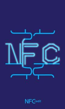 NFCredit - 신용카드를 사용한 NFC 리더기 poster