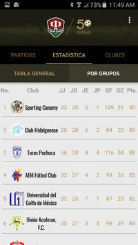 Tercera División Profesional apk screenshot