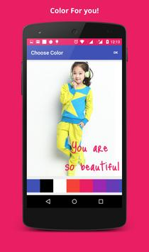 Text On Pictures apk screenshot