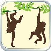 Monkey on the Tree icon