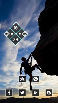 A Brave Climber poster