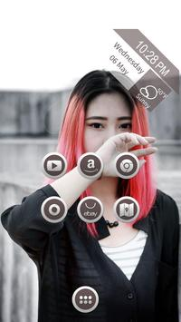 A Girl with Red Hair apk screenshot