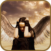 A Girl with Wings icon