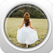 A Girl in a White Dress icon