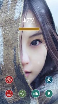 A Dark Haired Girl apk screenshot