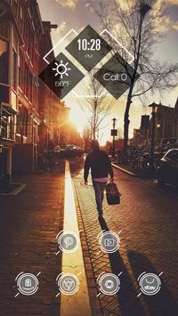 A Man with a Bag apk screenshot