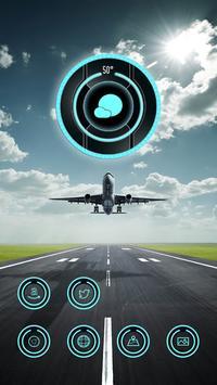 A White Plane screenshot 1