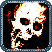 Angry Skeleton Head icon