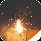 Beautiful Fireworks icon