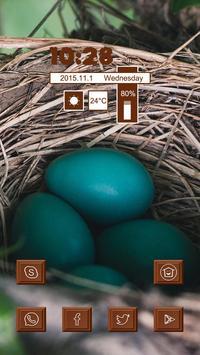 Blue Egg poster