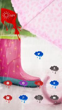Boots and Umbrella apk screenshot