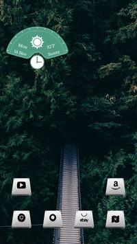 Bridge Outside the Woods apk screenshot