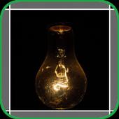 Bright Light Bulb icon