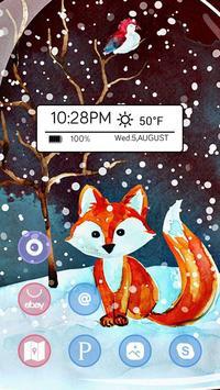 Cute Little Fox screenshot 1