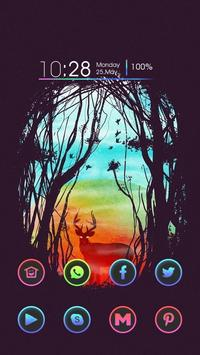 Color Forest poster