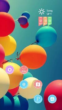 Colorful Balloons screenshot 1