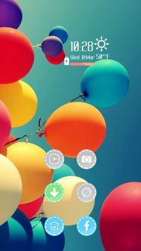 Colorful Balloons screenshot 2