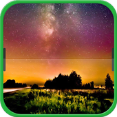 Fantasy and Starry Sky icon