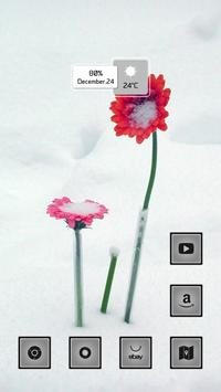 Flowers in the Snow screenshot 1