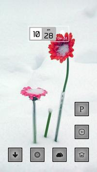 Flowers in the Snow screenshot 2