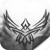 Flying Eagle Tattoo icon