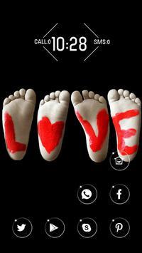 Four Little Feet poster
