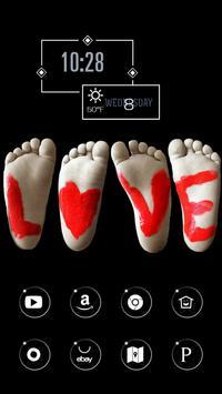 Four Little Feet apk screenshot