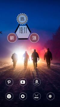 Four Men Walking apk screenshot