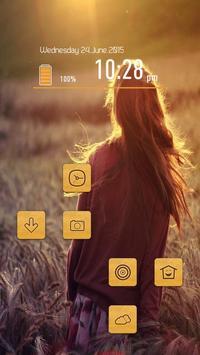 Girl in The Wheat Field screenshot 2
